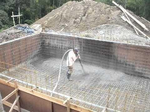 Resultado de imagen para pileta hormigon construccion for Como se construye una piscina de concreto