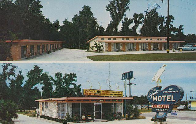 Dixie Motel Ocala Florida