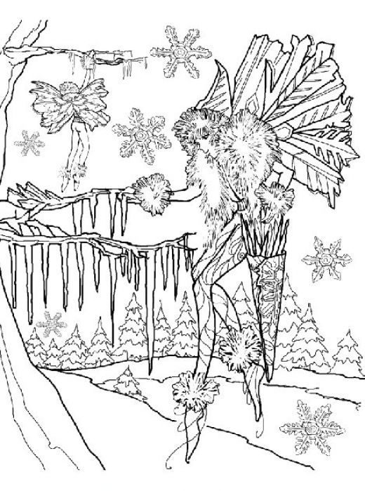 Fairy And Fairies Kids Coloring Pages Free Colouring Pictures To Print Coloring Pages Free Coloring Pictures Christmas Coloring Pages