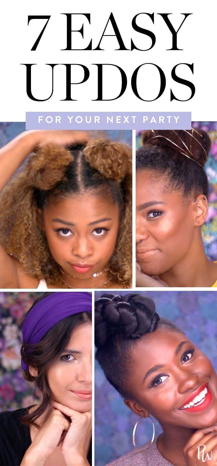 easy updos to wear to your next party updos hairspray and mixed