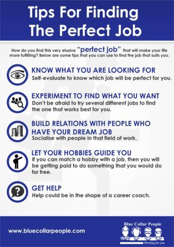 job finding tips