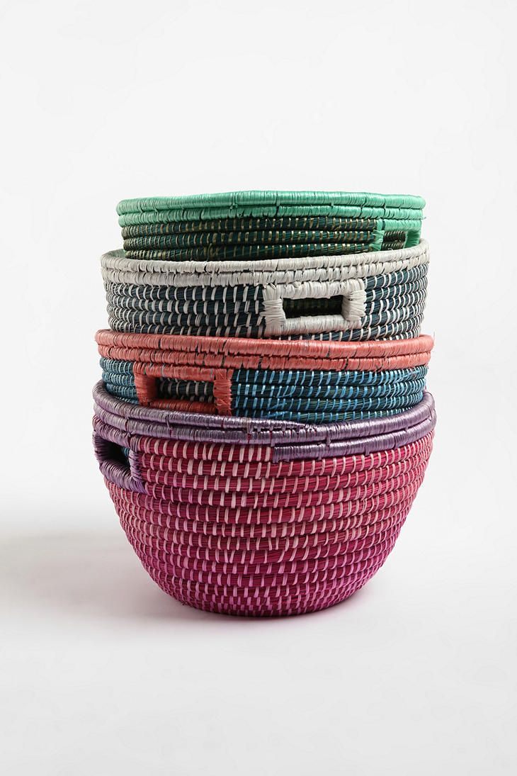 Woven Basket Pinterest : Woven grass basket these are great case