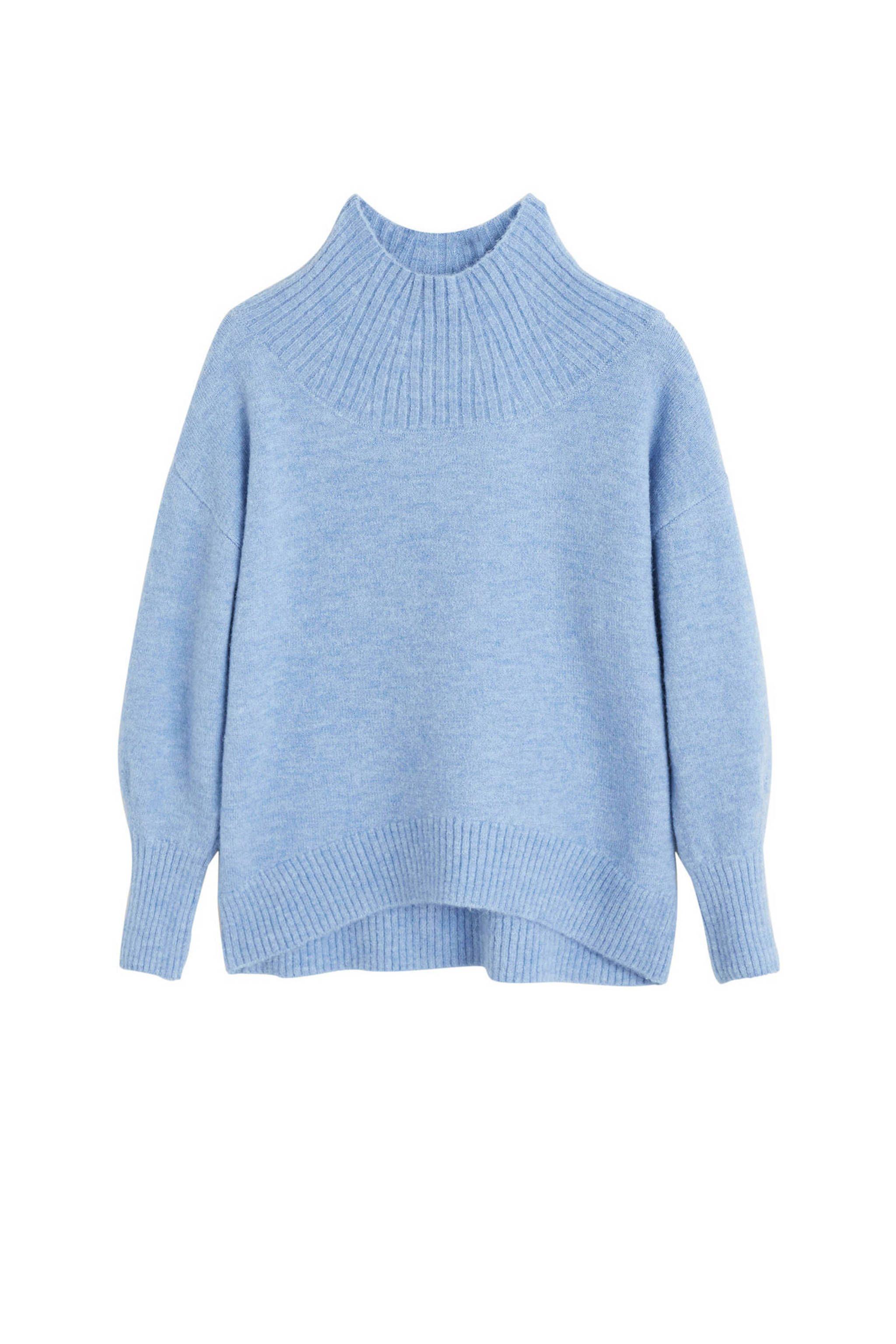 Mango Trui.Mango Trui Met Wol Blauw In 2019 Verlanglijst Sweaters Sweaters