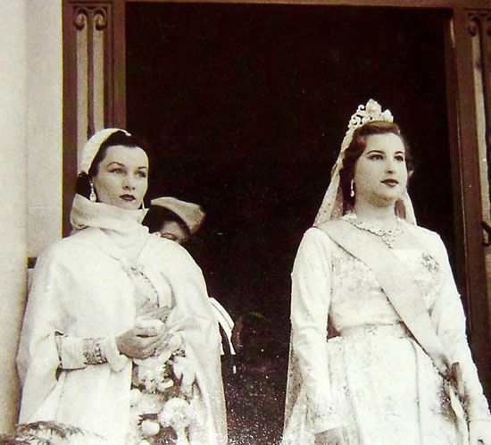 Queen Narriman Of Egypt Royal Family & The Most Beautiful