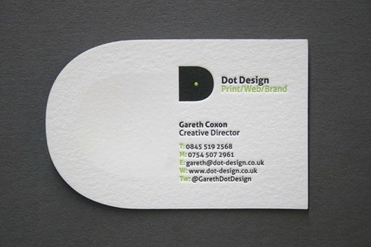dot design creative and it business card designs - Graphic Design Business Name Ideas