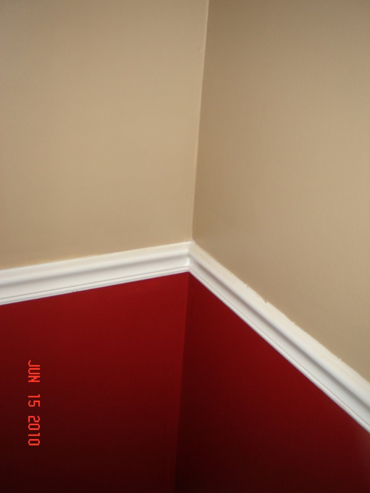 30 Best Chair Rail Ideas Pictures Decor And Remodel Red Dining Room Living Room Paint Chair Rail