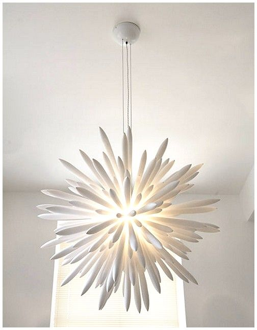 modern chandelier....