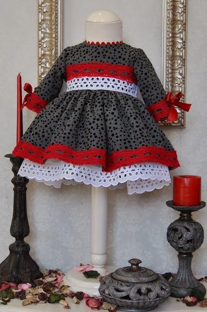 El Armario De Lucia Ninos Pinterest Baby Dress Patterns Baby