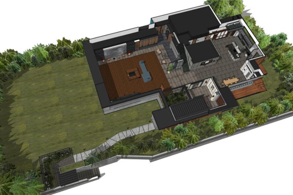 Parasite The House Indesignlive Arsitektur Rumah Rumah Impian