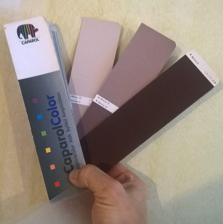 wohnzimmer farbe mocca : Caparol Mocca Colour Color Farbe Pinterest Tapeten Und Farben