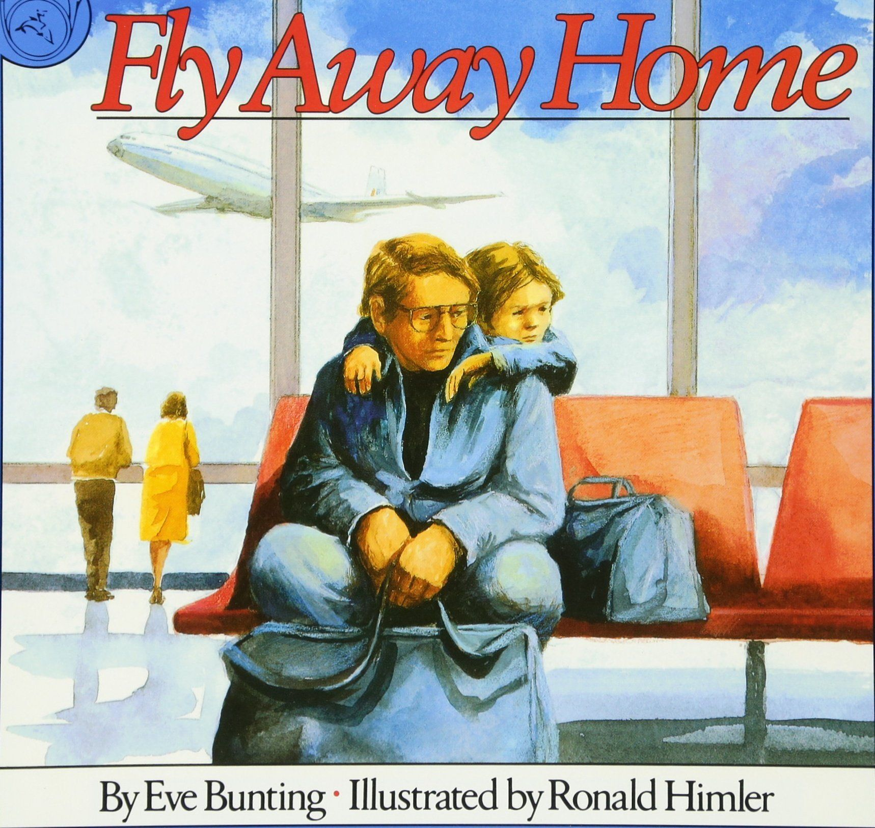 Eve bunting fly away home reading mentor