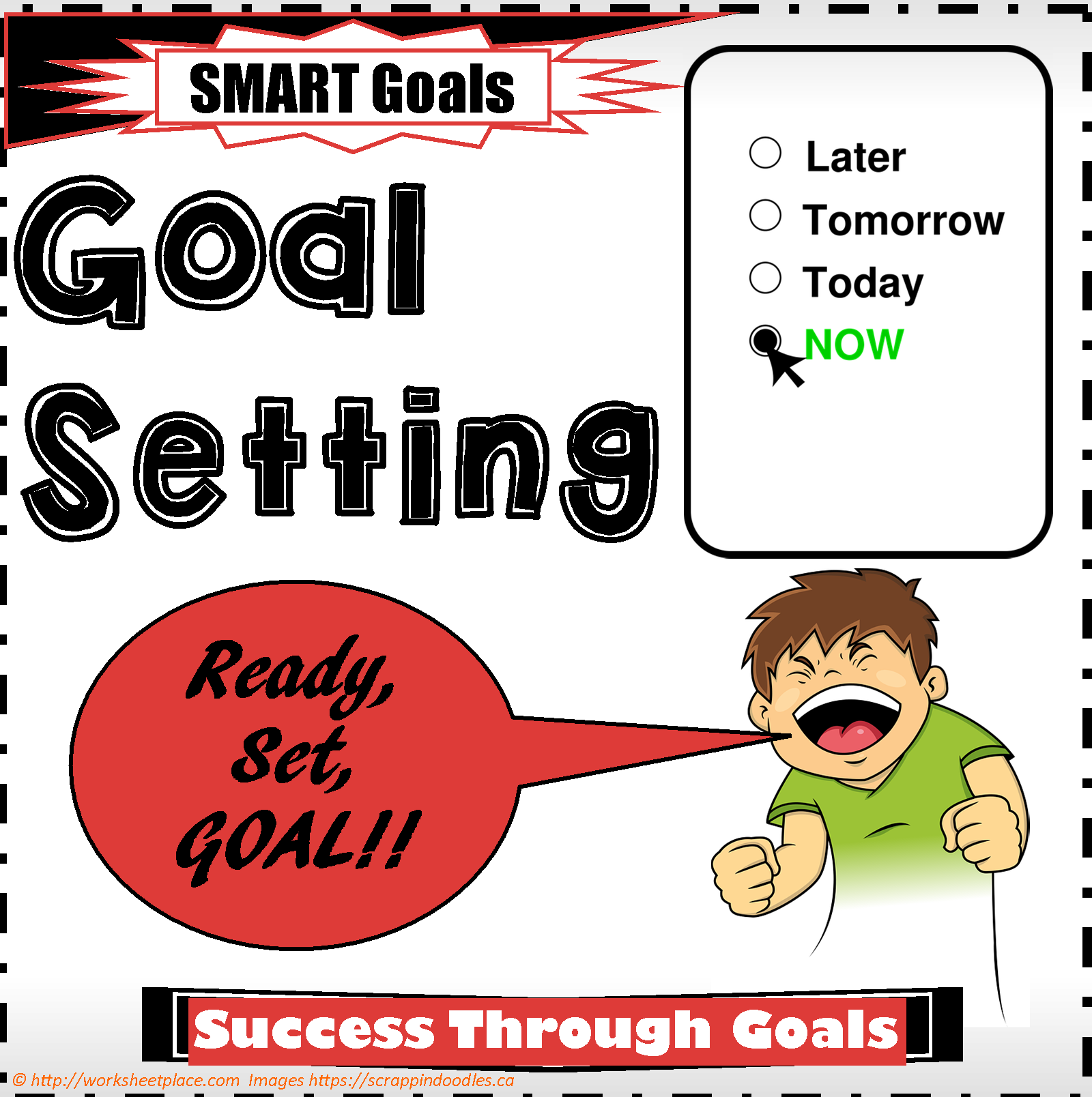 How To Set Goals And Achieve Them Learn All About Goal