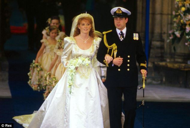 Sarah Ferguson Wedding Dress Google Sogning Royal Wedding