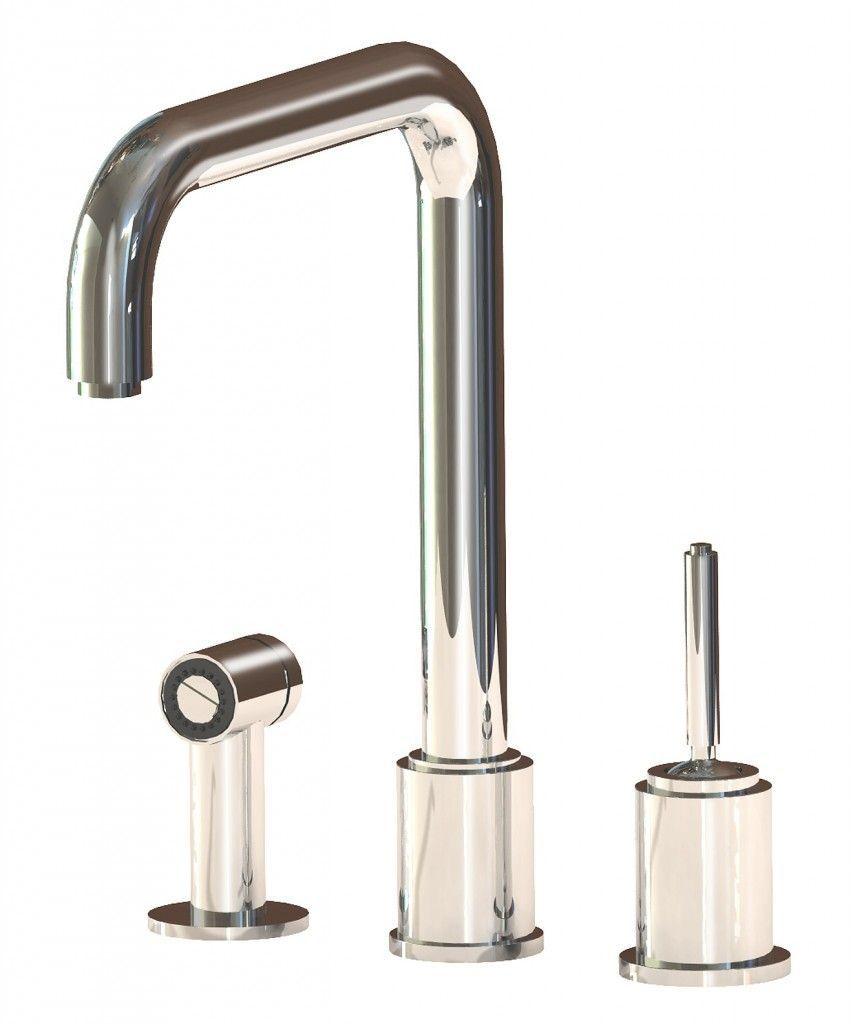 Waterridge Kitchen Faucets In 2020 Kitchen Faucet Wall Mount Kitchen Faucet Moen Kitchen Faucet