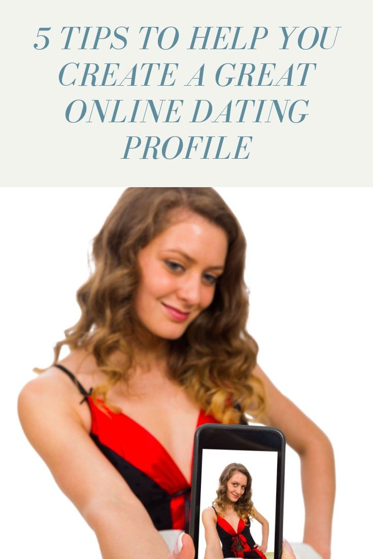 captivating profile for dating site