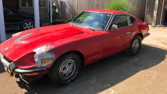 1971 Project in Jeffersontown, KY | Datsun 240z, Car facts ...