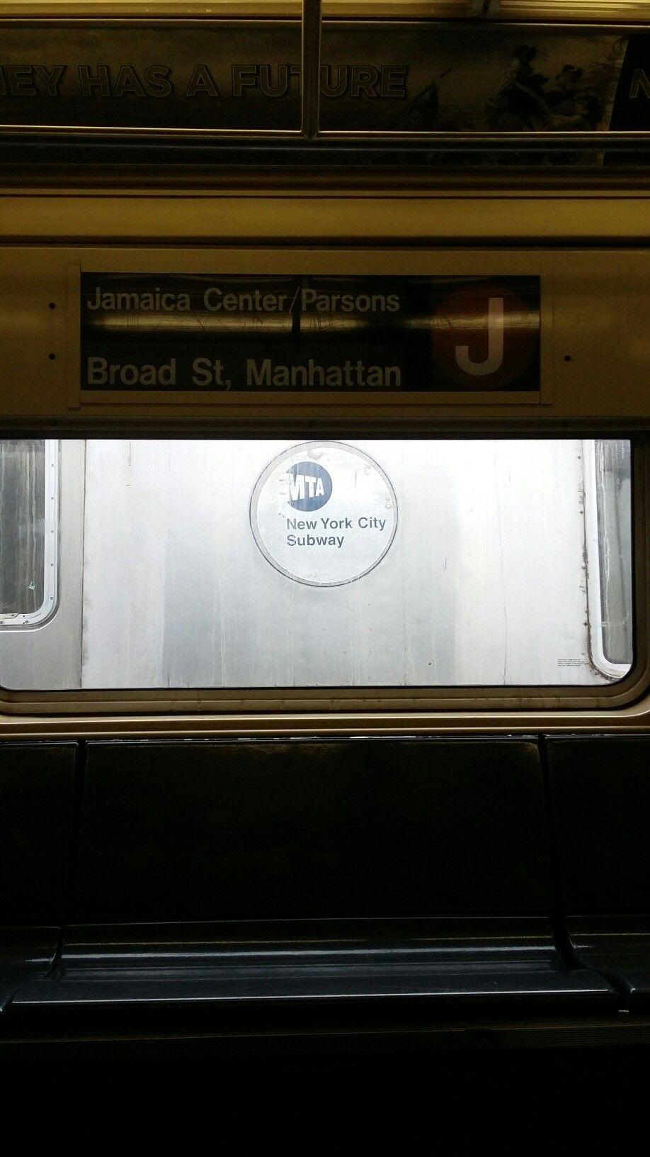 Inside The El J Train Line The R42 Nyc Subway Subway