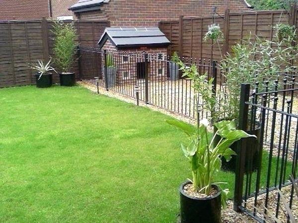 Pin by Chanleap Lach on House Stuff | Backyard, Dog run ...