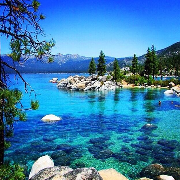 Can T Get Enough Of That Lake Tahoe Blue