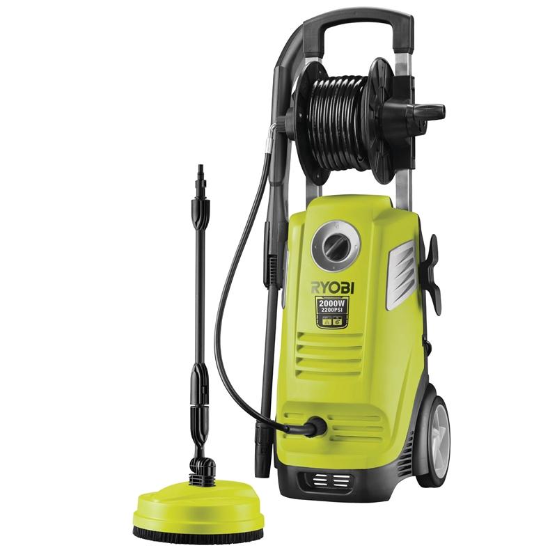 Ryobi 2000w 2200psi Pressure Washer Bunnings Warehouse Pressure Washer Ryobi Electric Pressure Washer
