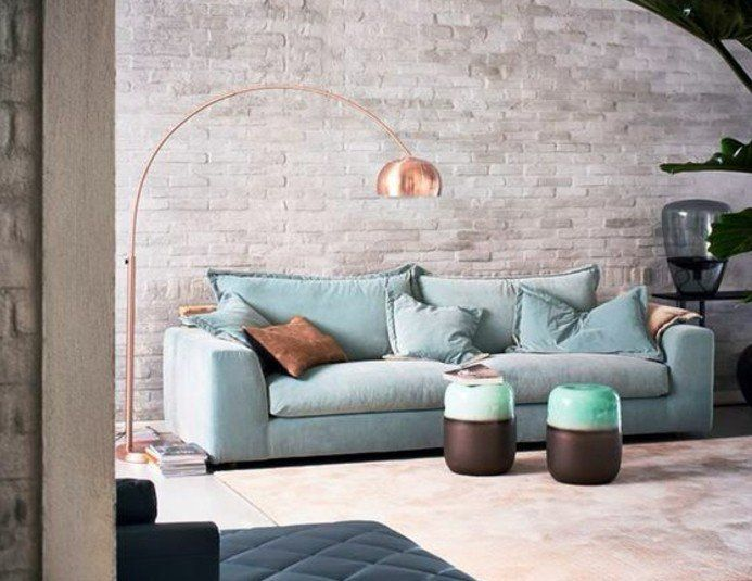 Déco salon gris - 88 super idées pleines de charme in 2018 ...