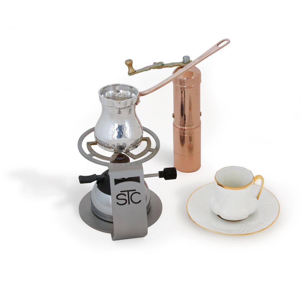 STC I Pro Silver – Turkish Coffee Pot   STC - Specialty Turkish ...