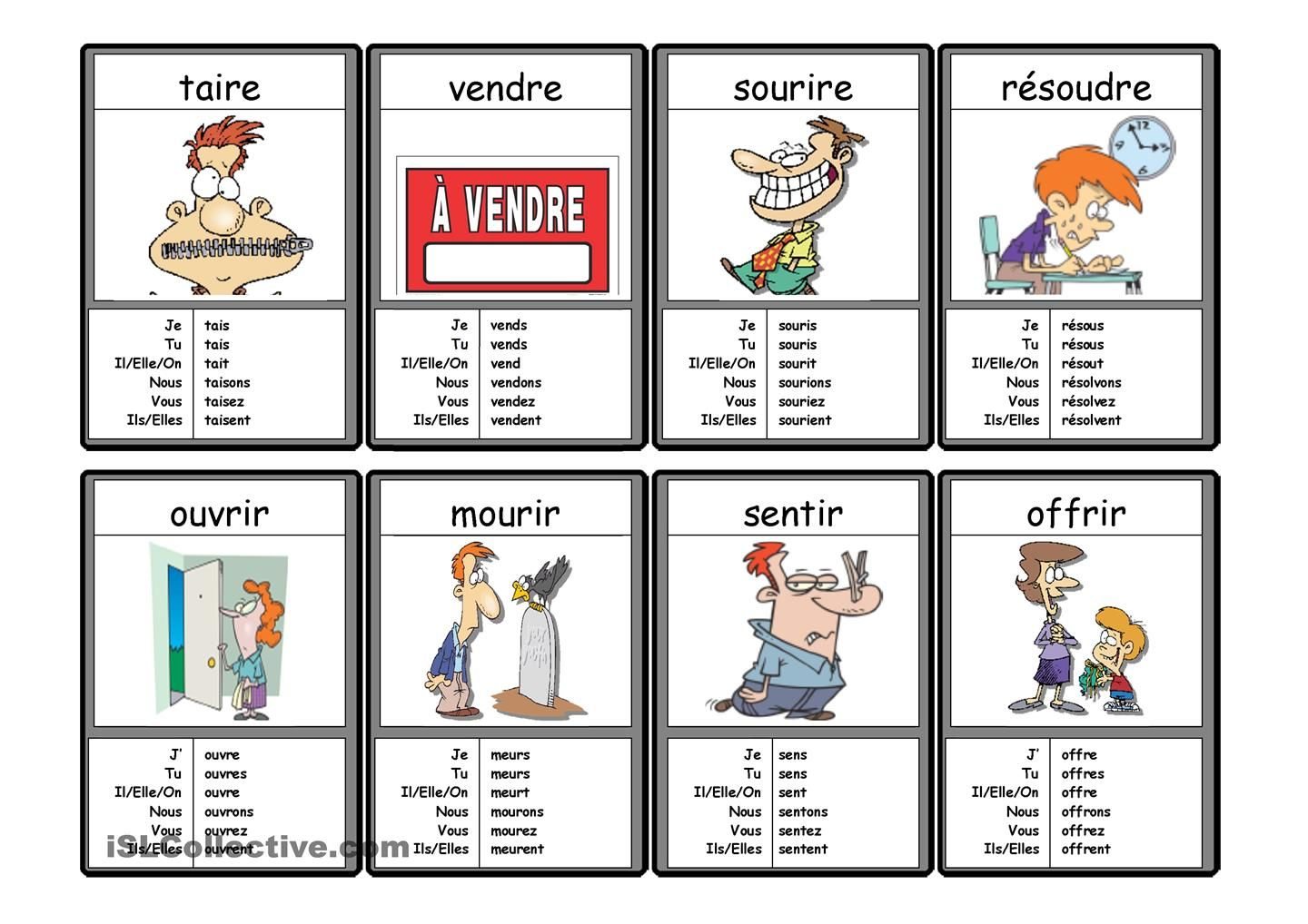 exercices verbes present indicatif pdf
