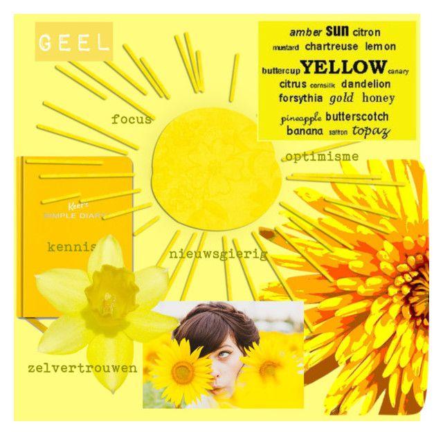 geel betekenis