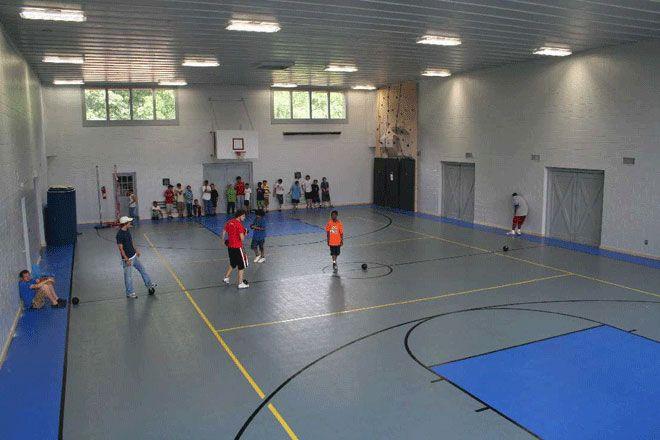 Multi Purpose Gymnasium Home Basketball Court Indoor Sports Court Indoor Tile
