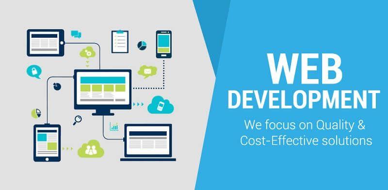 Best Custom Website Development Service Provider Company In India In 2020 Web Development Company Web Development Design Website Development Company