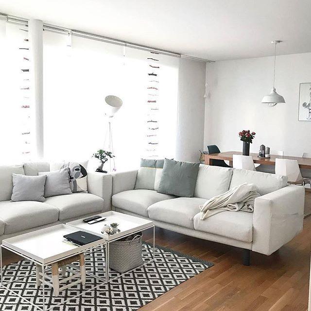 Sanfte Farbtöne für ein gemütliches Wohnzimmer! @veryloveri_home - bilder f r das wohnzimmer
