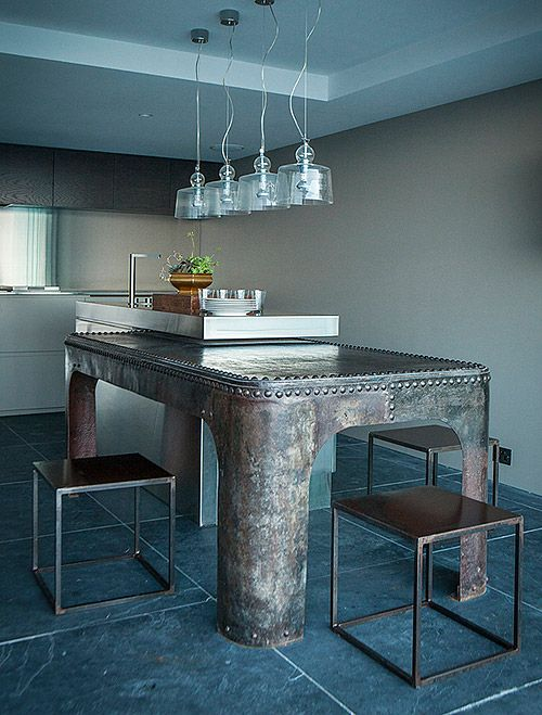 Designer Profile Brian Hoy, Drawing Room Theory Kitchen