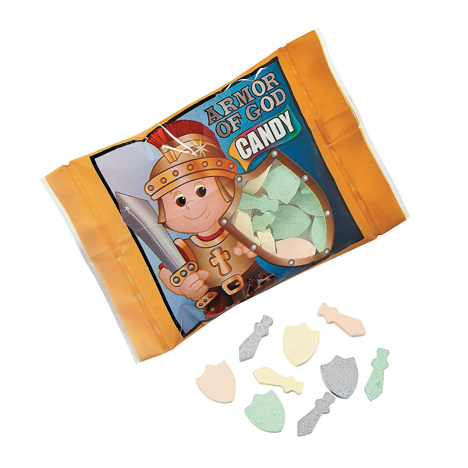 Armor Of God Candy Fun Packs
