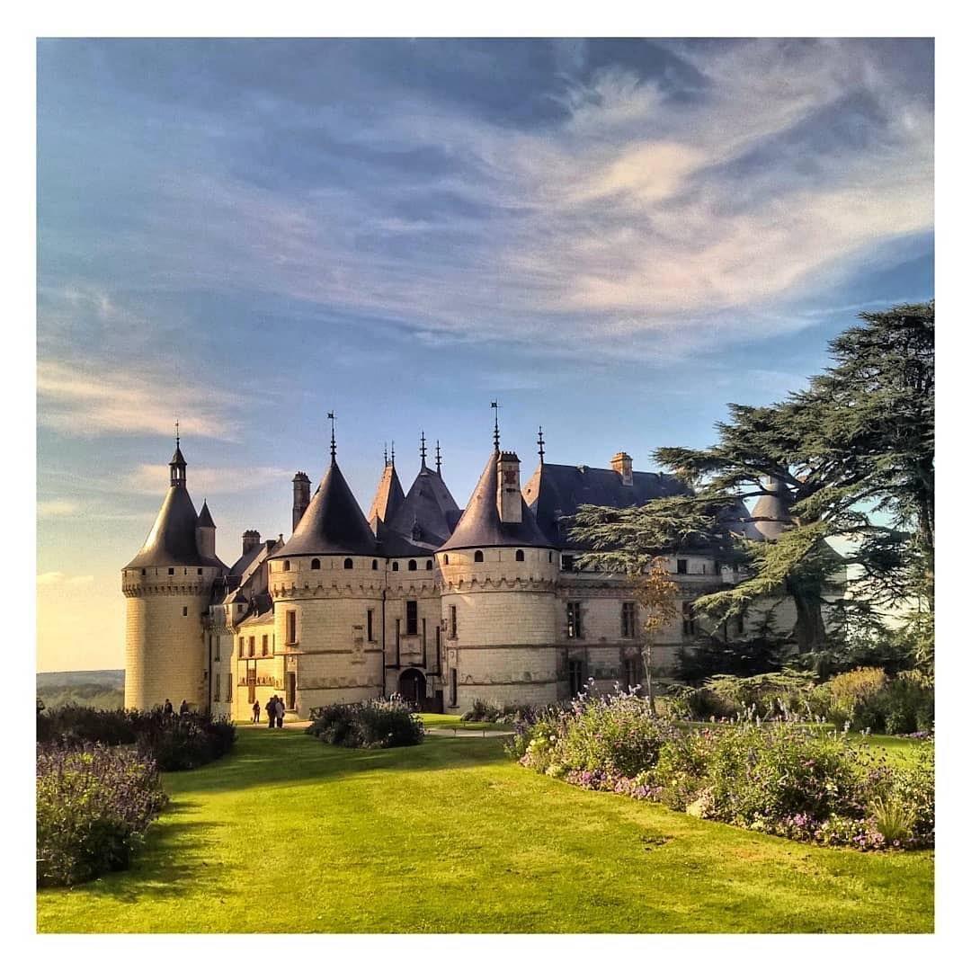 Le Chateau De Chaumont Sur Loire Chateau De Chaumont Chateau Loire