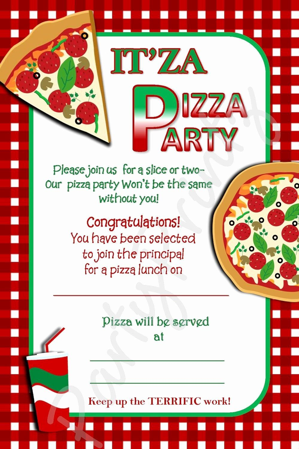 Pizza Party Invitations Template Inspirational Pizza Party Invitation Template F Free Party Invitations Pizza Party Invitations Free Party Invitation Templates Pizza party invitation template free