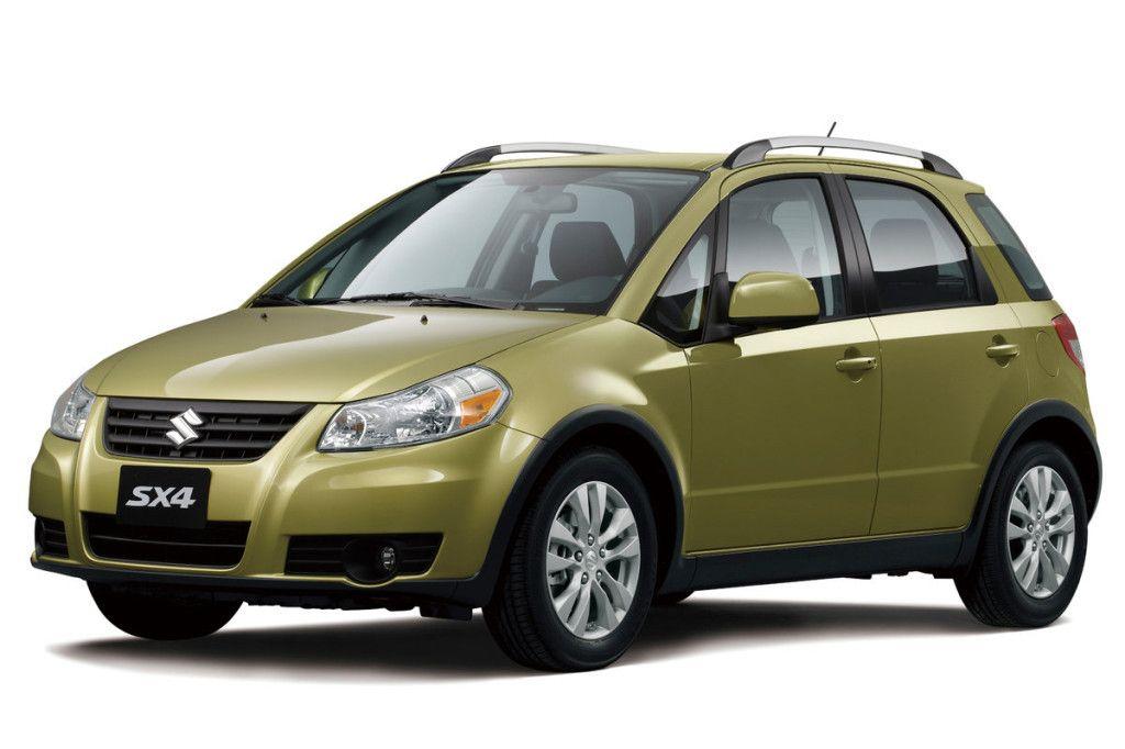 2013 Suzuki Sx4 Crossover 2014 2015 Best Cars