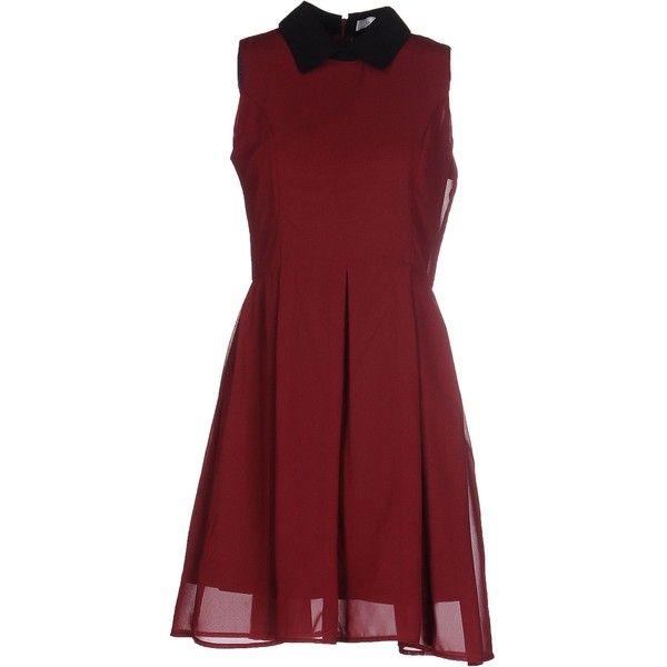 Polyvore Red Dresses
