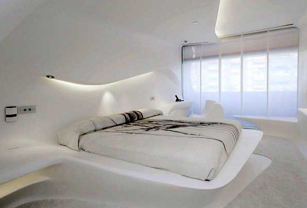 interior design - Architecture Bedroom Designs