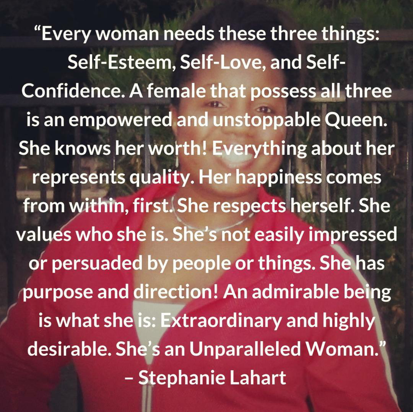 Inspiring and Empowering Quotes for Women and Girls. Self