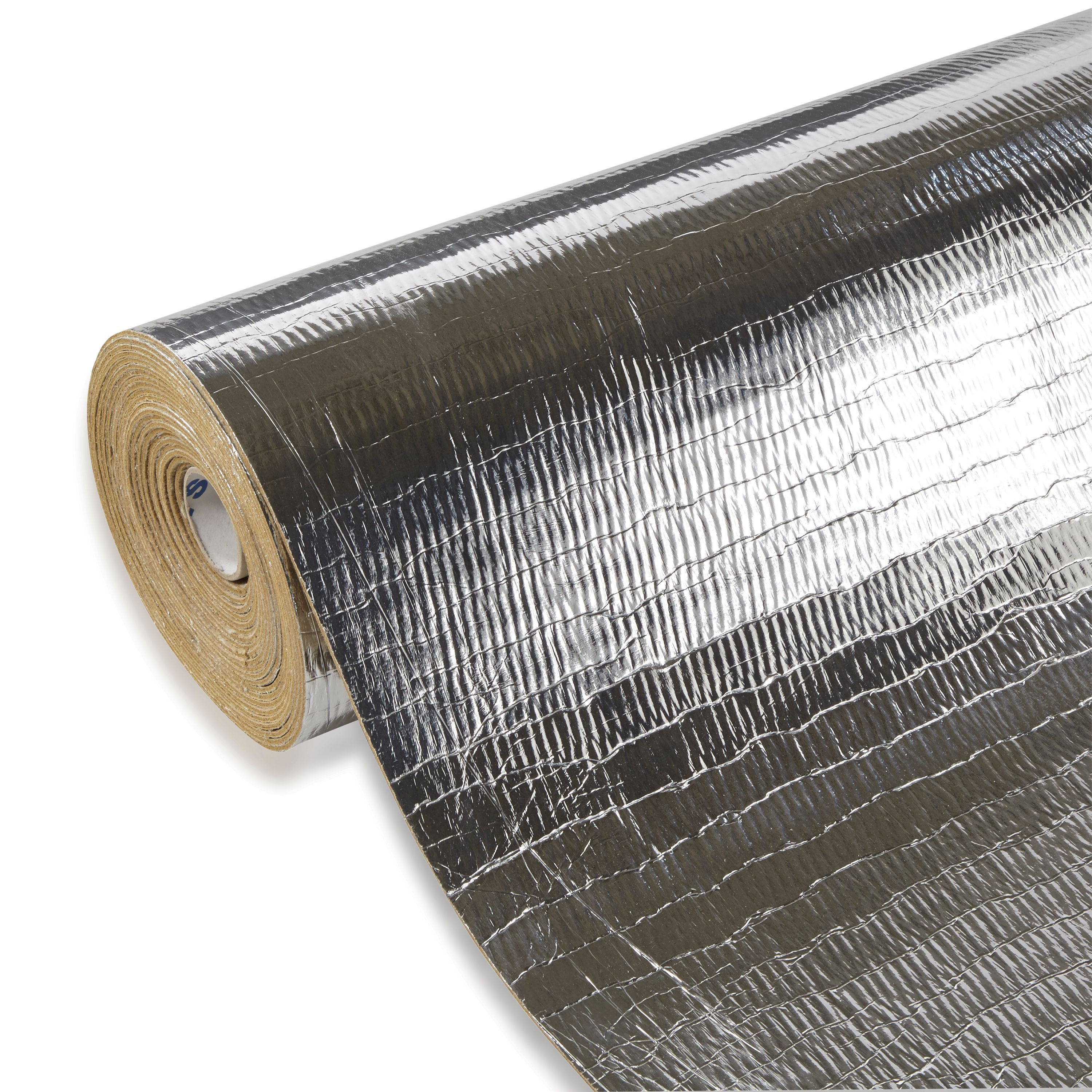 Duralay Silentwalk 3mm Sponge Rubber with Foil Backing