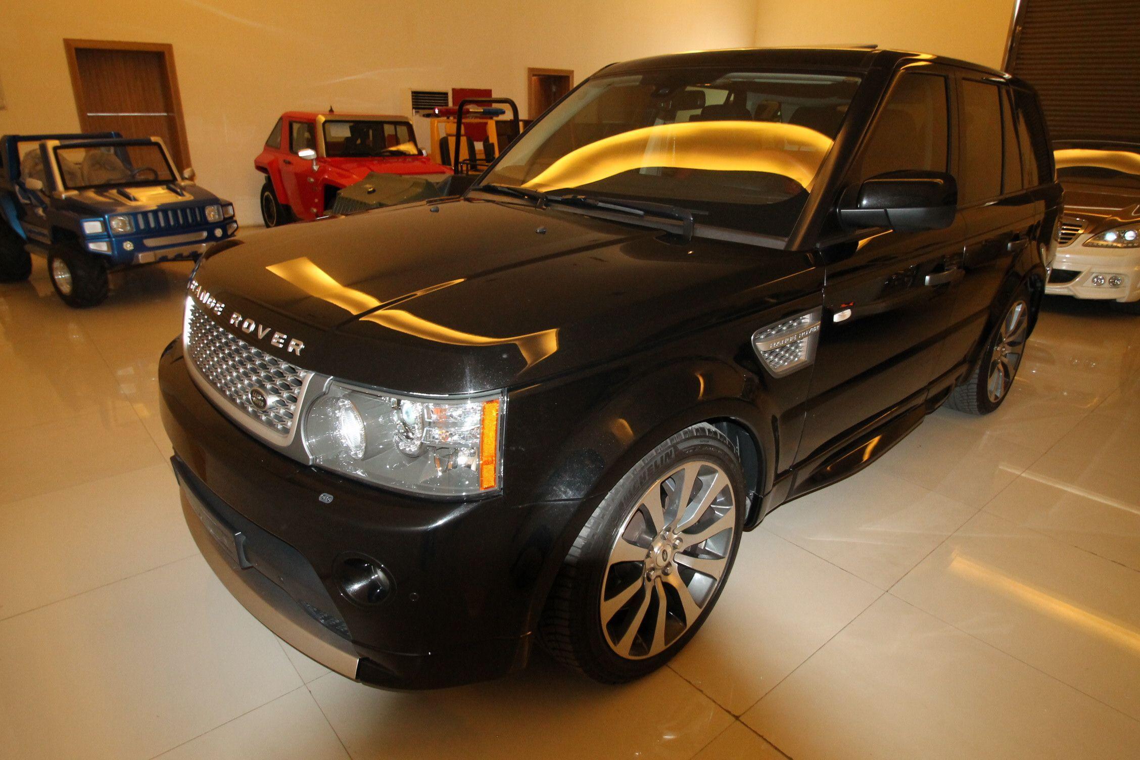 Land Rover Range Rover Sport For Sale in Jeddah Range