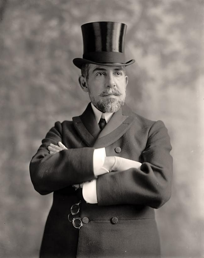 Exuding confidence early 1900s by harris ewing for the guys two top hats and a talking head is austen supposed to be fun by monica fairview with man top urmus Choice Image