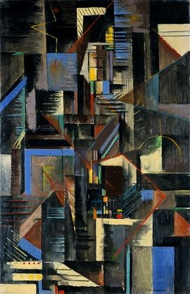 Blanton Museum Of Art Online Collections Database Art American Art Cubism