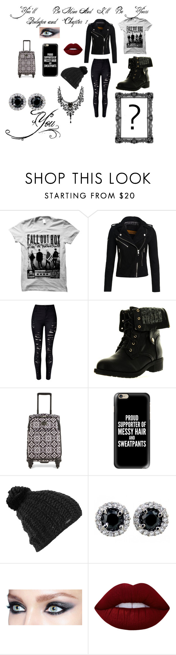 """Reader~YBMAIBY:Prologue and Chapter 1"" by wisteriaflower ❤ liked on Polyvore featuring Superdry, WithChic, Refresh, Vera Bradley, Casetify, Burton and Lime Crime"