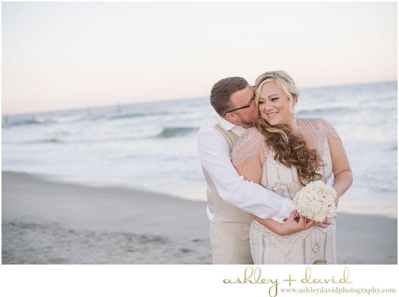 Wedding Venue Kure Beach North Carolina Ashleydavidphotography