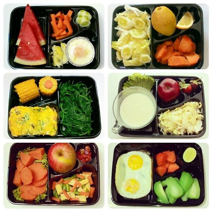 My Lunch Box Diet Mayo Makanan Sehat Makanan Enak Makanan