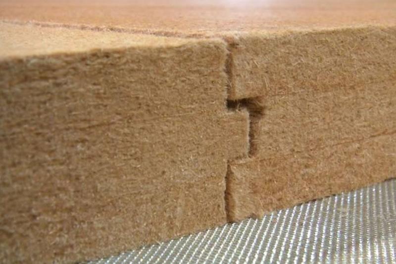 Holzfaserdämmplatten sind diffusionsoffen mit guten