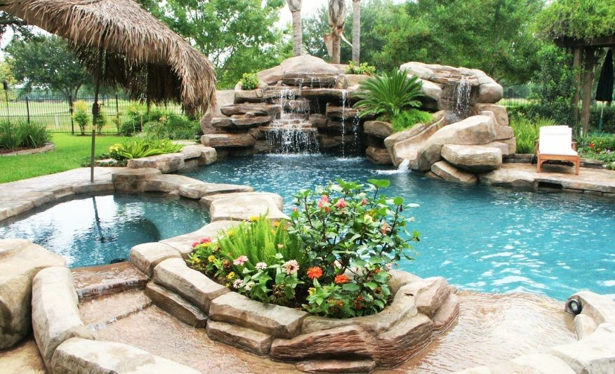 Pools \ Spas Gallery, Custom Inground Pools in Houston Dream