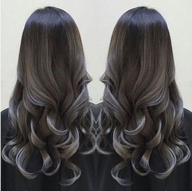 Ombre Hair Sur Base Brune La Couleur Qui Cartonne En 2016 54 Photos Tendance Coiffure Cheveux Cheveux Ombres Coloration Cheveux