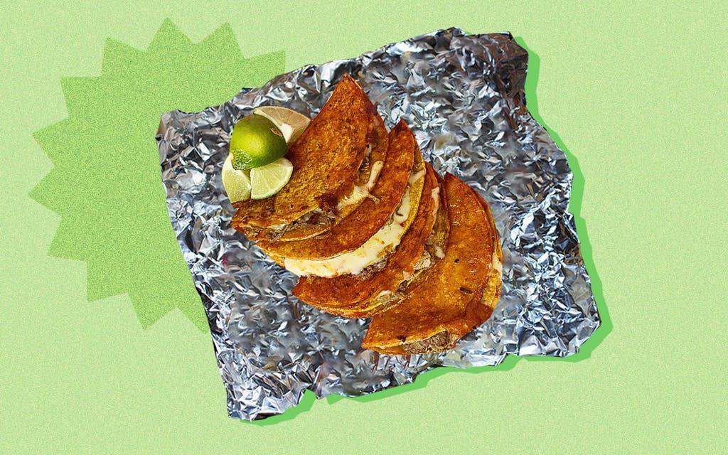 Taco of the Week Birria Quesitacos at El Remedio in 2020